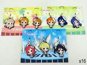 Choose One - Love Live! Final Live Rubber Strap ?'sic Forever BiBi Lily White P