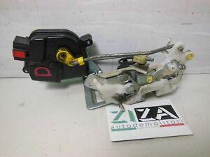 Lock Electric Rear Right Chevrolet Matiz II 2008 2 Pin