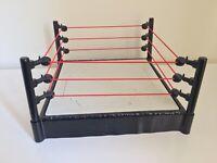 WWE RAW SUPERSTAR BREAKABLE RING ACTION FIGURE INTERACTIVE PLAYSET MATTEL