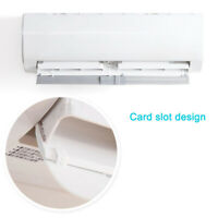 Air Conditioner Wind Shield Cold Wind Gas Deflectors Anti Direct Blowing Baffle