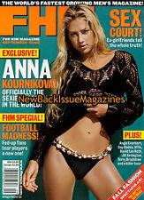 FHM 9/02,Anna Kournikova,September 2002,NEW