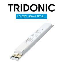 TRIDONIC - DRIVER LED - 65W - 1400mA - TOLLERANZA -40° A +70°- DURATA 100000 ORE