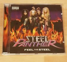 STEEL PANTHER 'FEEL THE STEEL' - CD ALBUM