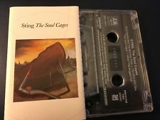 STING The Soul Cages 1991 US Cassette - All This Time, Mad About You