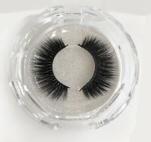Luxury 3D Faux Mink Eyelashes - Reusable and Long Lasting 3D-36