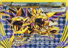x1 Hydreigon BREAK - 87/114 - Rare BREAK Pokemon XY Steam Siege M/NM