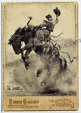 17 Bob Coronato vintage Post Cards cowboy buffalo Cody Wild Bill Hickok RODEO