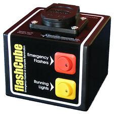 flashCube - Emergency Flasher & Campsite Illumination