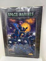 Games Workshop  Warhammer 40 K Space Marine Codex 4th Printing