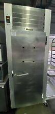 Traulsen G10010 G Series Stainless Steel Solid Door Reach-In Refrigerator
