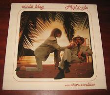 """Carla Bley Steve Swallow LP """" NIGHT GLO """" ECM / Germany / 1985"""