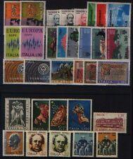 ITALIA - annata completa 1972 nuova    **