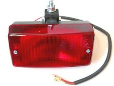 Rear fog lamp mounted under the bumper Fiat 126 125
