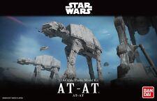 Bandai 214476 1/144 Scale Plastic Model Kit Star Wars AT-AT Walker