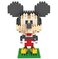 Disney Mickey Mouse BLOCK Micro Mini Building Nano Block LOZ Iblock a F01