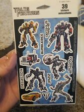 New listing New pack Journal Scrapbook Craft Stickers Boys prince kids baby Transformers car
