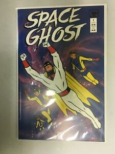 Space Ghost #1 Comico 7.0 (1987)