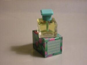 Avon SHEER ESSENCES PATCHOULI PERFUME OIL .5 oz. VINTAGE NEW IN BOX