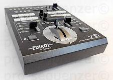 Roland Edirol v-8 video VJ mezclador + thon case + como nuevo + 1.5 años de garantía