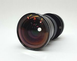 Barco CLM HD8 R10+ R9849850 QCLD 1.1-1.3:1 High Quality Zoom Projector Lens