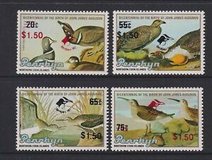 Penrhyn - 1990, Birdpex '90 Exposition, J Audubon, Oiseaux Ensemble - MNH - Sg