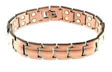 Prezzo speciale di bassa uomo, donna, unisex braccialetto magnetico in rame pesante