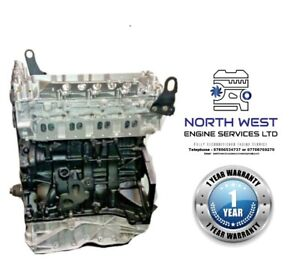 RENAULT TRAFIC 2.0 DCI M9R780 / M9R782 Reconditioned engine 2006 - 2009