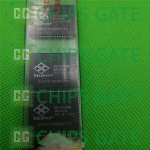 1PCS Manufacturer:MOSYS Encapsulation:PLCC-68 MPN:MD909SJ-5-100