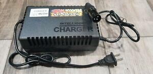 Razor MX 500 MX650 RSF 48 Volt OVERVOLT Charger EcoSmart Metro 48v XLR DLX 500