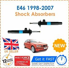 For BMW E46 1998-2007 Front Right & Left Shock Absorbers Shockers Dampers New