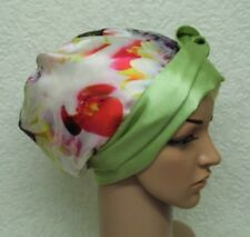 Headcovering, satin bonnet, head snood for long hair, tichel, satin head scarf