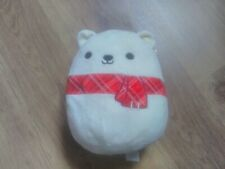 "Squishmallow Kellytoy Plush Soft Toy Brooke the Polar Bear 9"""