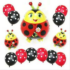 Cartoon Insect Bee Shape Foil Balloon Baby Shower Birthday Party Decoration New