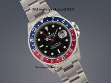 SUPERB STAINLESS STEEL OYSTER BRACELET STRAP FOR ROLEX GMT 20mm WATCH