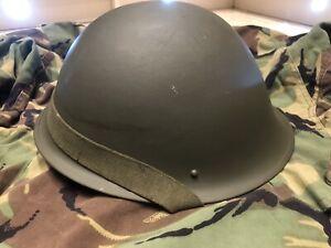 British Army Mk4 Helmet TURTLE HELMET 1950s