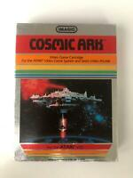 COSMIC ARC Atari 2600 IA 3204 IMAGIC Original Game Cartridge Manual Box