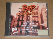 RAP WITH ATTITUDE (BEASTIE BOYS, PUBLIC ENEMY, ARRESTED DEVELOPMENT) - CD ITALY