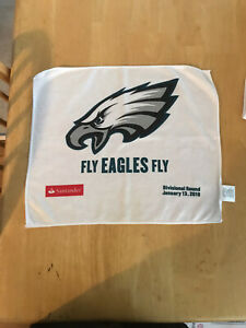 Philadelphia Eagles Divisional Round Rally Towel - Super Bowl 52 Run