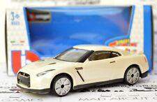 NISSAN GTR 1:43 Model Miniature Car Diecast Models Die Cast GT R