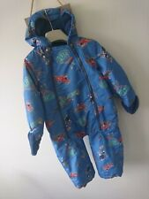 Joules baby boy snowsuit 18-24 months great condition