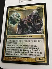 MTG MAGIC RETURN TO RAVNICA LOXODON SMITER (FRENCH FRAPPEUR LOXODON) NM