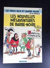 Les nouvelles mésaventures de Barbe Noire 1976 Vieux Nick  Remacle
