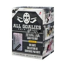 2010-11 Panini NHL All Goalies Hockey Box Set
