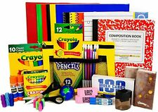 Elementary School Essentials Back to School Kit - School Supplies - 47 Pieces