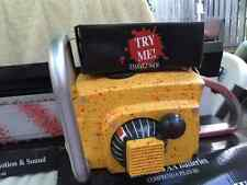 Halloween Animated LEATHERFACE TEXAS CHAINSAW MASSACRE Prop Haunted House NEW