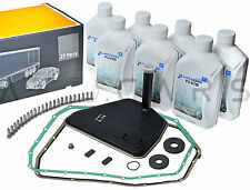 ZF Ölwechsel Getriebefilter + Dichtung + Schrauben + 7L. LifeGuardFluid8 6HP19A