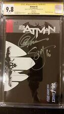 DC Comics BATMAN #5 CGC SS 9.8 1:200 Variant Snyder & Capullo GOTHAM ROBIN OWLS