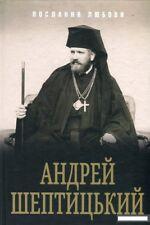 In Ukrainian book - Послання любови - Андрей Шептицький