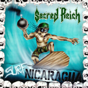 Sacred Reich - Surf Nicaragua [New CD]