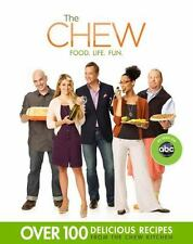 The Chew: Food. Life. Fun.-ExLibrary